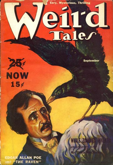 Baudelaire 12 Weird Tales with Poe Cover
