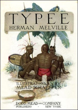 Melville 08 Typee Cover