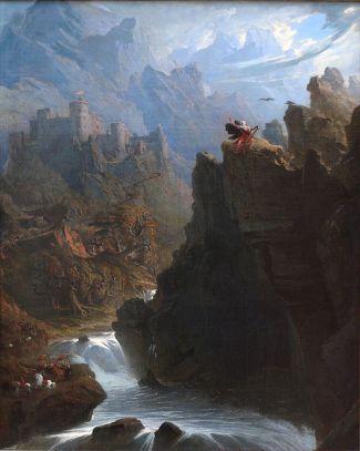 Sibelius 01 Bard (1817) by John Martin