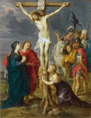 Le Bon 12 Crucifixion