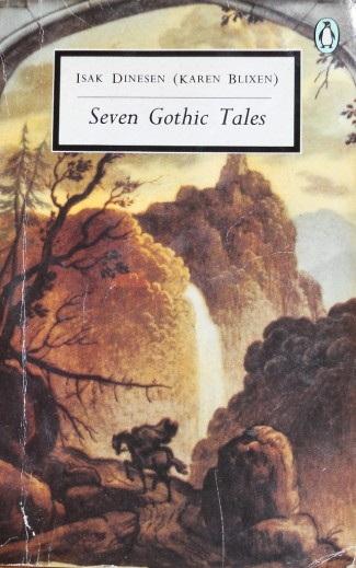 Borges 05 Seven Gothic Tales COVER