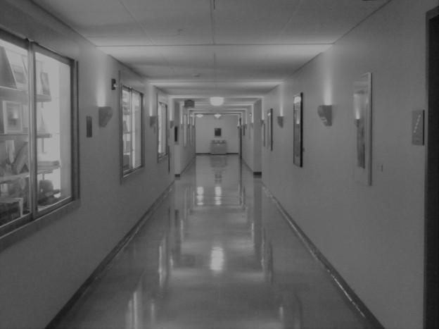 Campus Center Corridor 02
