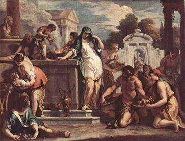 Identity 05 Sebastiano Ricci (1569 - 1734) An Offering to Vesta (1722)