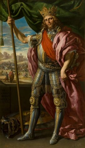 Identity 10 Felix Costello (17the Century) King Theodoric (1635)