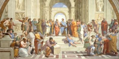 Identity 17 Raphael School of Athens