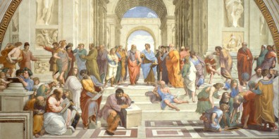 Identity 17 Raphael School of Athens