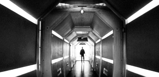 Ikarie Xb-1 Stark Corridor