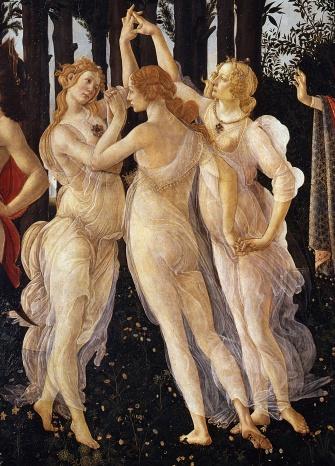 Botticelli 02 Graces