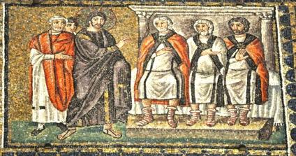 Jesus Before the Sanhedrin