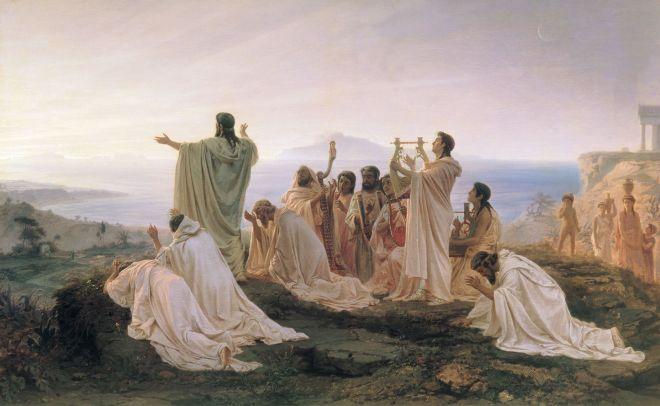 pythagoras 01 by bronnikov