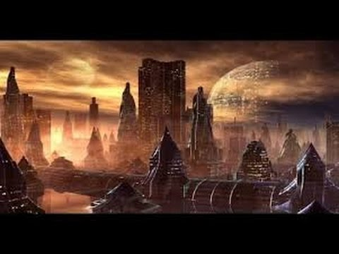 Martian City 01