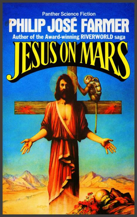 Farmer Jesus on Mars
