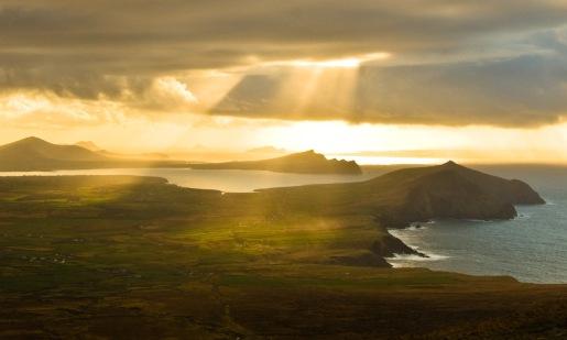 County Kerry Seascape
