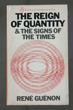Guenon Reign of Quantity