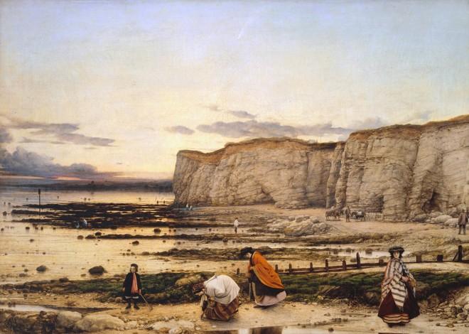 William Dyce (1806 - 1864) Pegway Bay (1858)