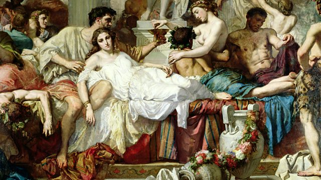 Couture, Thomas (1815 - 1879) Romans & Their Decadence (1847)