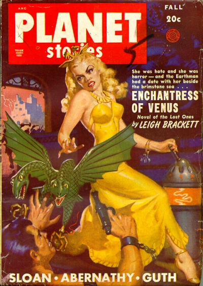 Brackett 13 PS 1949 Fall Enchantress of Venus