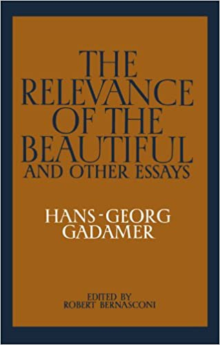 Gadamer Relevance of the Beautiful
