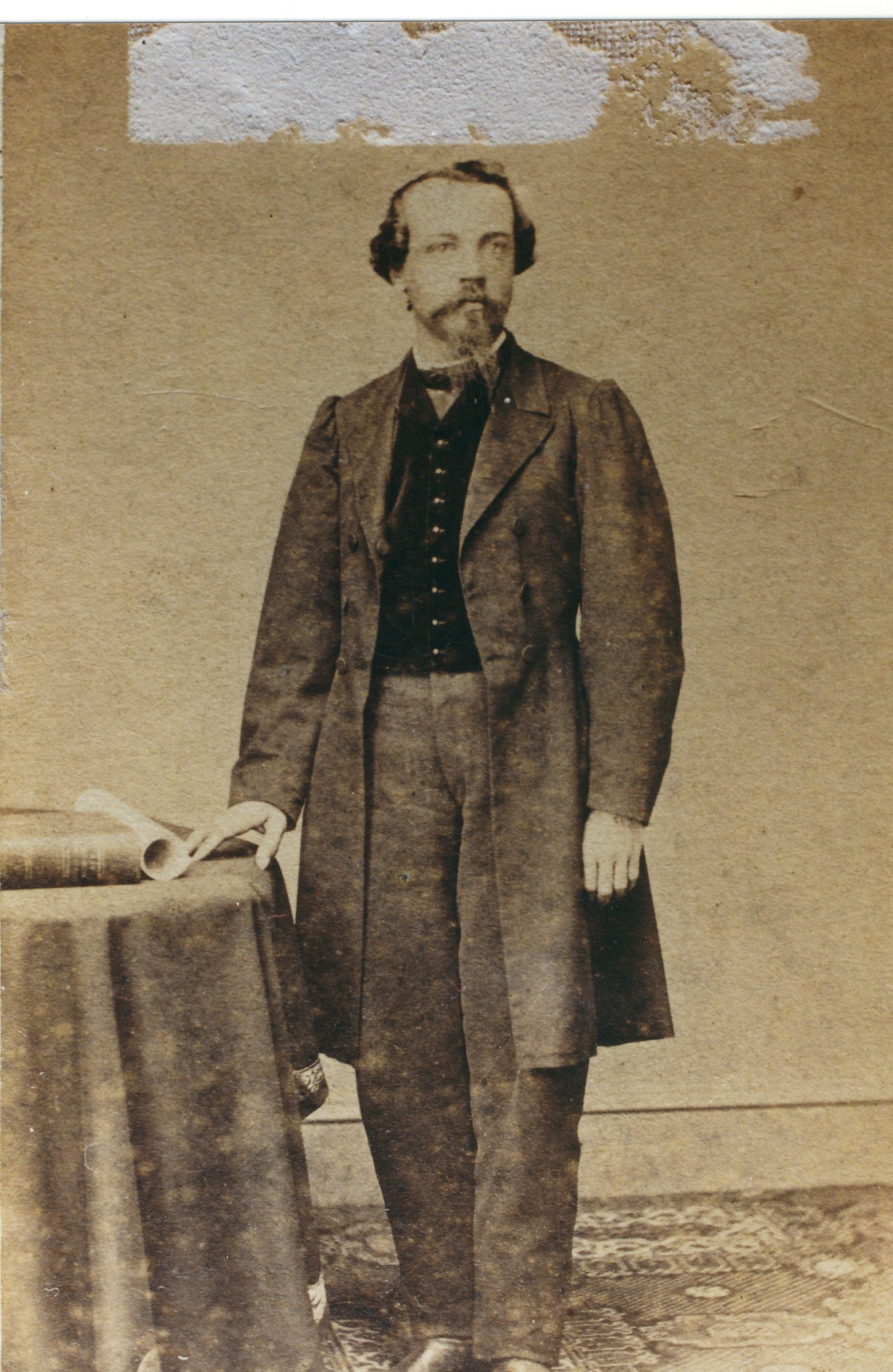 Bertonneau 01 Arnold Bertonneau circa 1880
