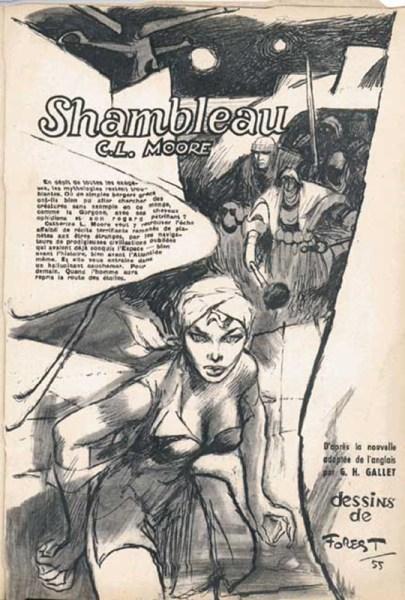 Forest Shambleau (1955)