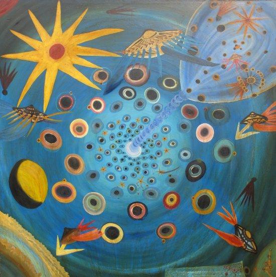 Talpazan, Ionel (1955 - 2015) - UFO Swarm