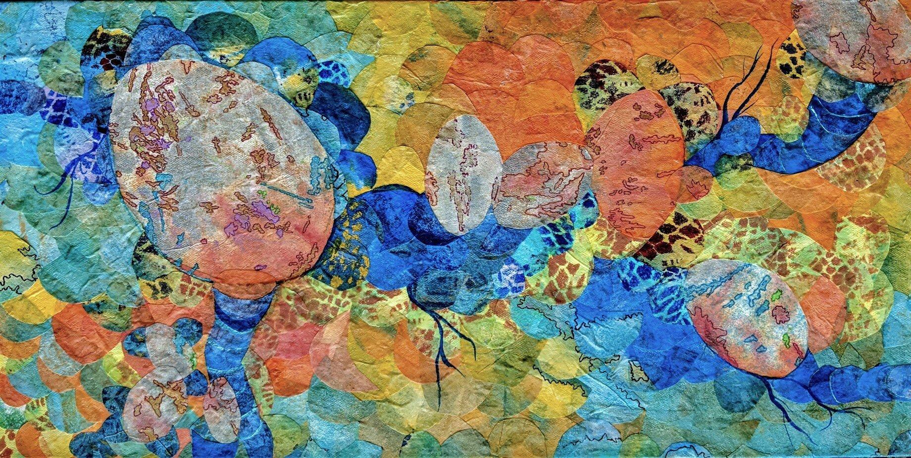 Bird 01 Emmons, Jeanne (born 1954) - Cosmogenesis (2010)