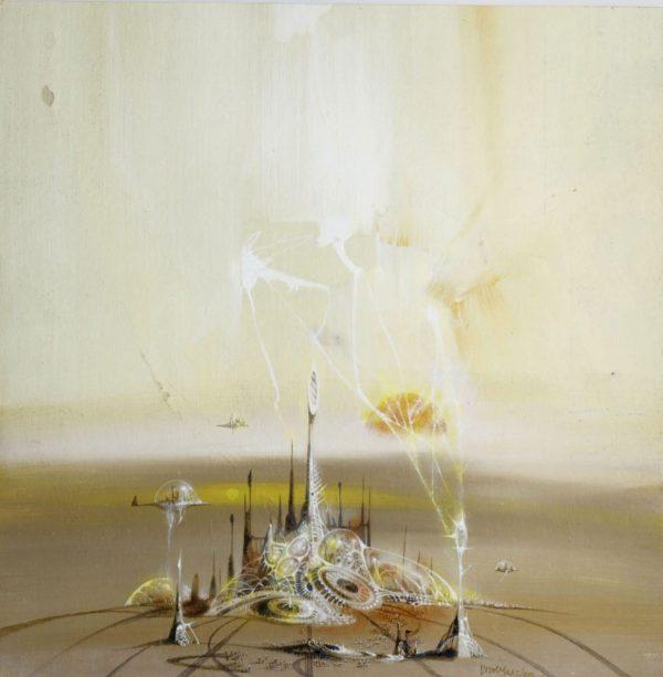 Powers, Richard M. (1921 - 1996) - Untitled (1979)