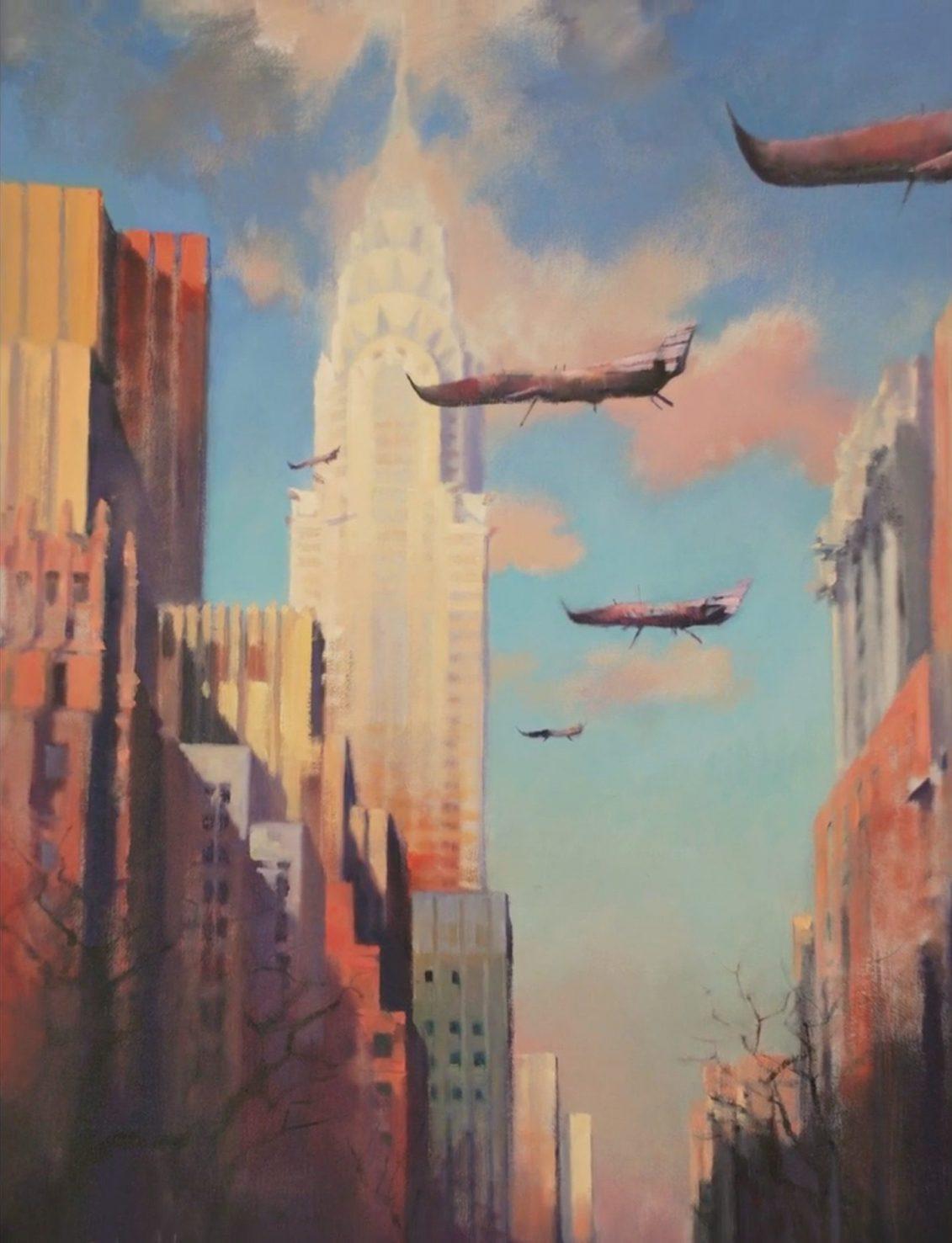 Modernity 05 John Harris (born 1948)