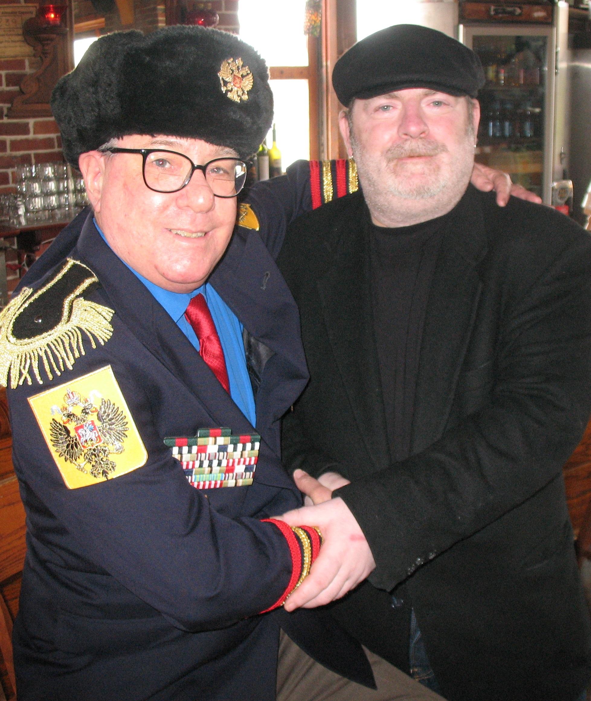 FDF Russian-American Friendship 02.2