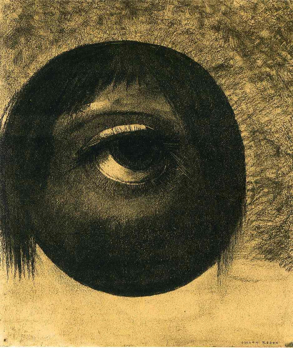 Redon 01 Vision (1883)